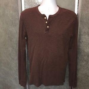 Lucky Brand Henley Shirt